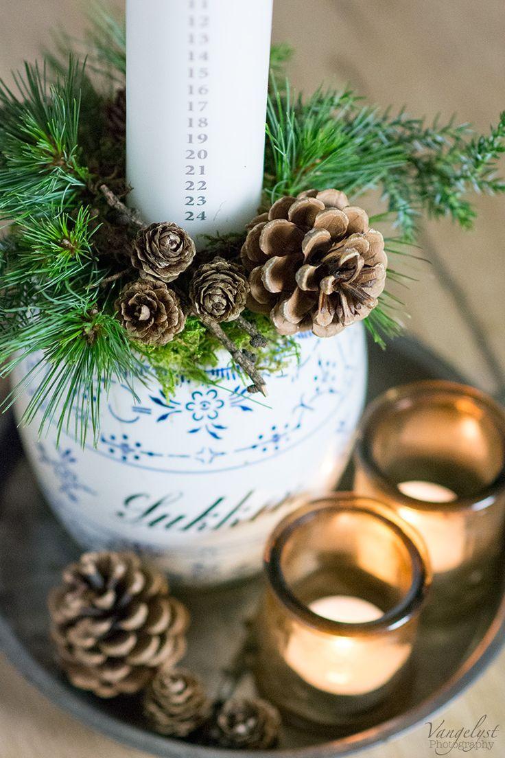 juledekoration kalenderlys - Google-søgning