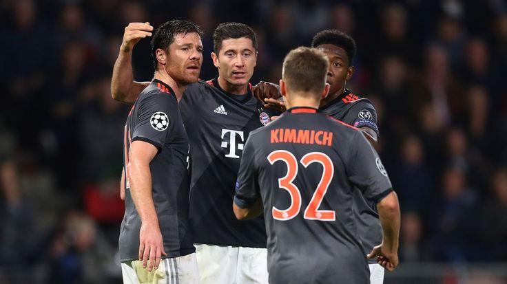 Brace for Lewy as Reds reach last sixteen - FC Bayern Munich