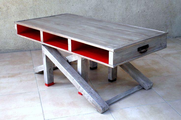 1000 id es sur le th me table basse modulable sur pinterest table basse relevable table basse. Black Bedroom Furniture Sets. Home Design Ideas