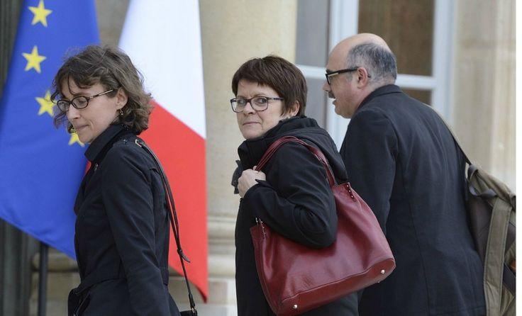 Retour du « mur des cons » Françoise Martres, Présidente du SM lors