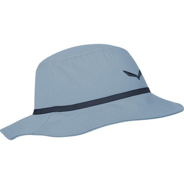 Salewa Women S Fanes Brimmed Uv Hat Captains Blue S 56