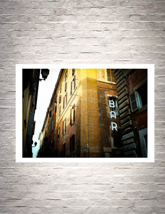 Italian Fine Art Note CardStreet Photography by BelmondoVintage