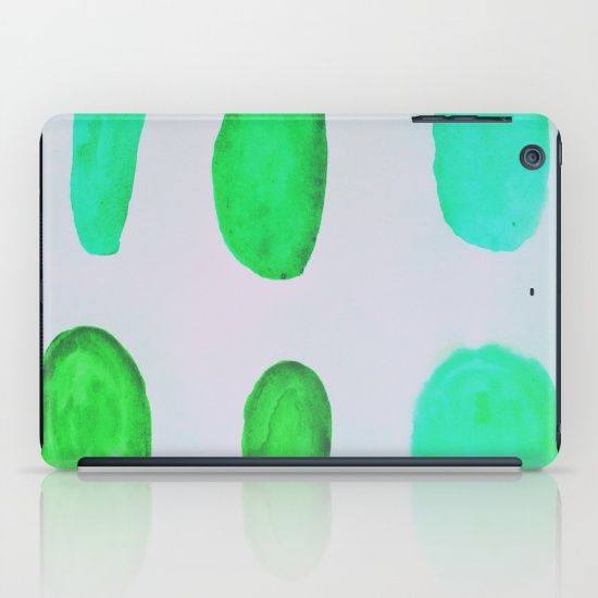 Color Test II iPad Case