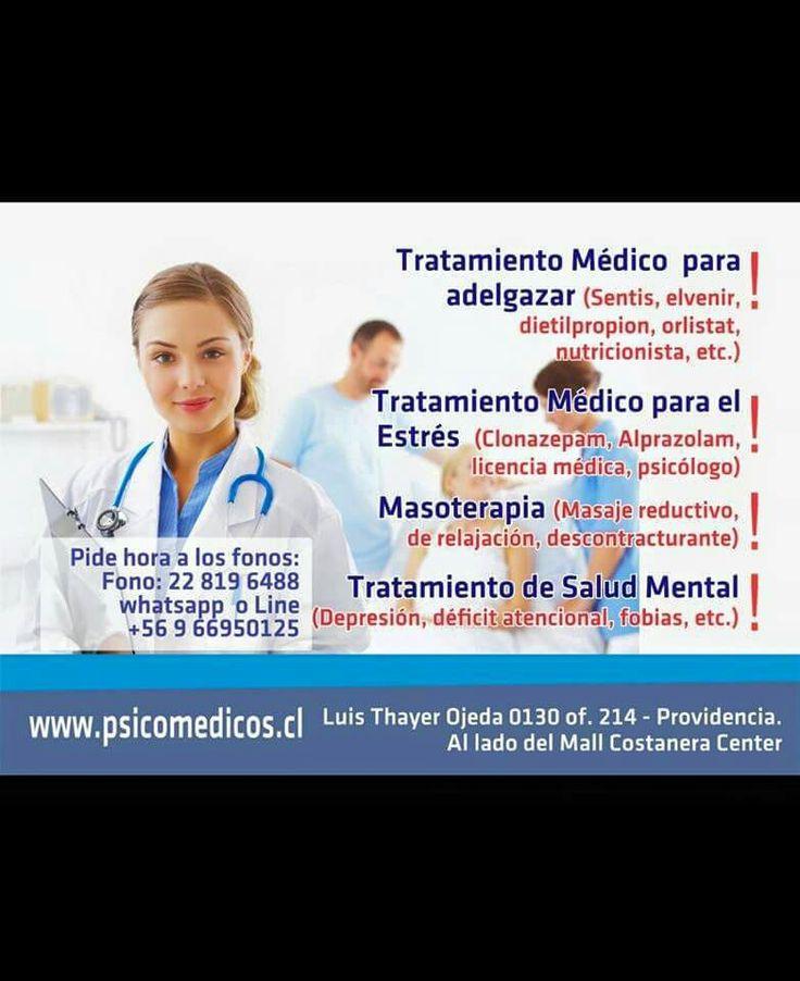 Horas al +56966950125 www.psicomedicos.cl