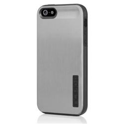 Incipio iPhone 5 Dual PRO Shine Case - Silver / Black  $21.50  www.myphonecase.com