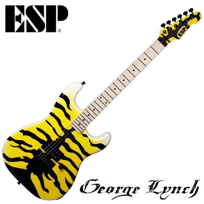 ESP George Lynch Signature M-1 TIGER Original Custom Shop Dokken Lynch Mob #ESP