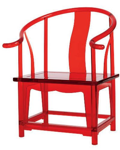 Red Chinese Ghost Chair!! Chinoiserie Furniture   Chinese Influenced  Furniture And Home Accessories