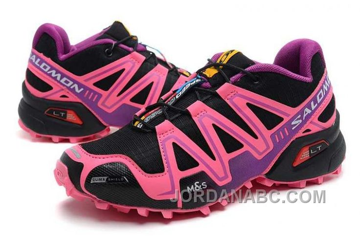 http://www.jordanabc.com/salomon-speedcross-3-womens-black-hotpink-for-sale.html SALOMON SPEEDCROSS 3 WOMENS BLACK HOTPINK FOR SALE Only $74.00 , Free Shipping!