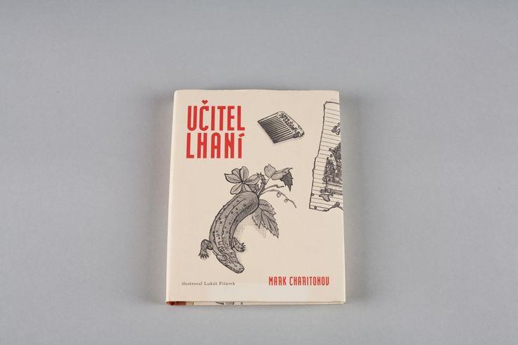Učitel lhaní | české ilustrované knihy pro děti | Baobab Books
