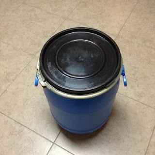 Homebrew Finds: Large Batch Fermenter - 15 Gallon Food Grade Barrels - $16.50! + shipping