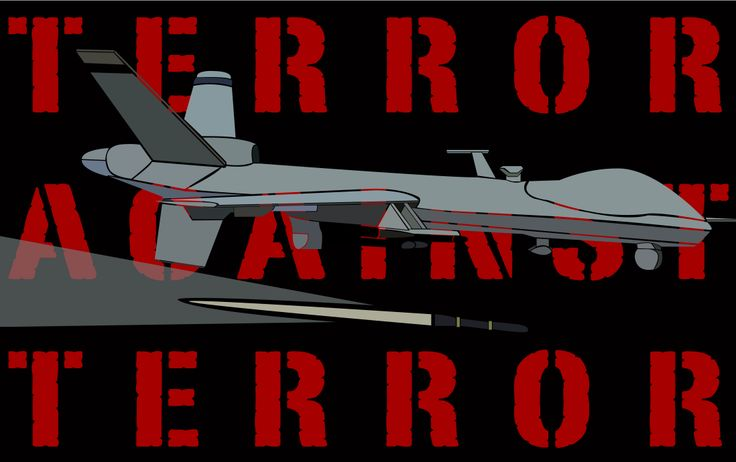 Terror Against Terror 2014 by Jenna Krypell