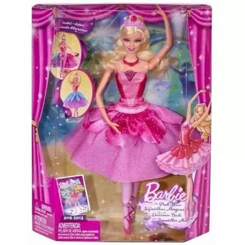 Barbie Y Las Zapatillas Magicas Bunny Toys - $ 999,99