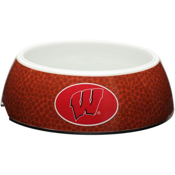 Wisconsin Badgers Football Pet Bowl - $19.99