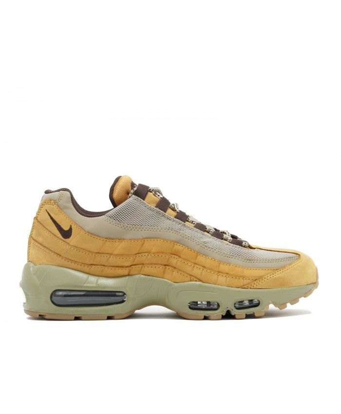 Air Max 95 Prm Wheat Bronze, Baroque Brown Bamboo 538416 700