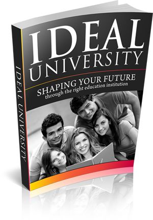 """Khai Ng_Ideal University S """"Get All The Support And Guidance You Need To Be A Success At Finding The Ideal University!"""""""
