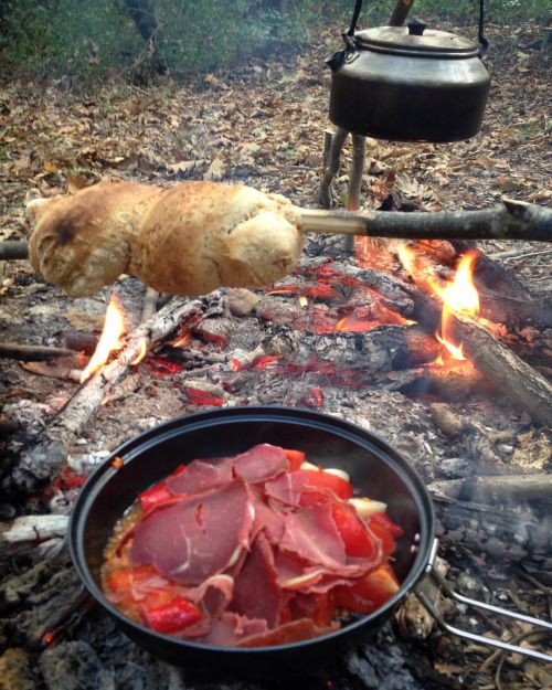 Two Easy Camping Recipes: 17 Best Images About Campfire Cooking On Pinterest