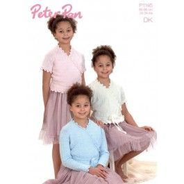 Ballet Tops in Peter Pan DK (1145) £2.99