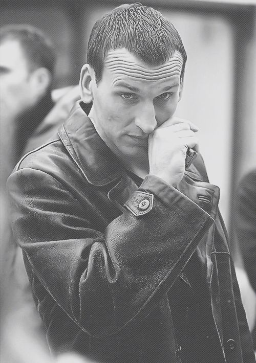 I have the biggest respect for Christopher Eccleston