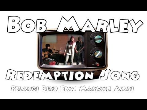 Pelangi Biru Feat Marwah Amri - Redemption Song Cover
