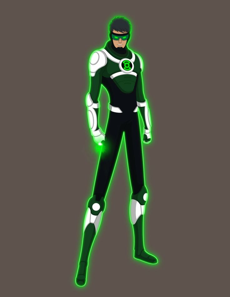 Project Rooftop Lantern Design- Kyle Rayner by  Jarein on deviantARTYoung Justice Kyle Rayner