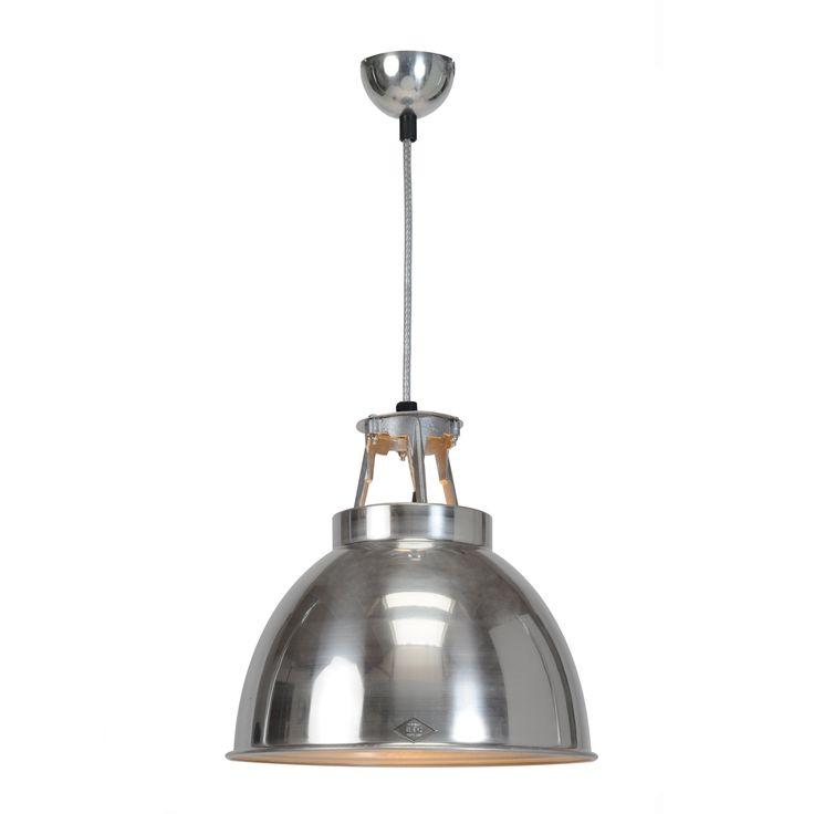 £149 Lighting Matters, England,Metal Pendants,Titan Size 1 Pendant