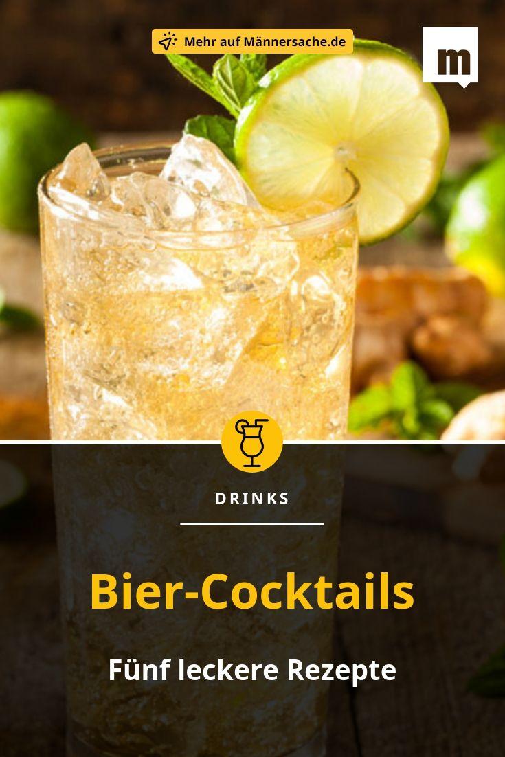 Die besten Bier-Cocktails