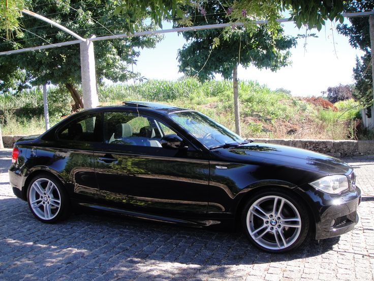 BMW 120 D Coupé Pack M - 2012