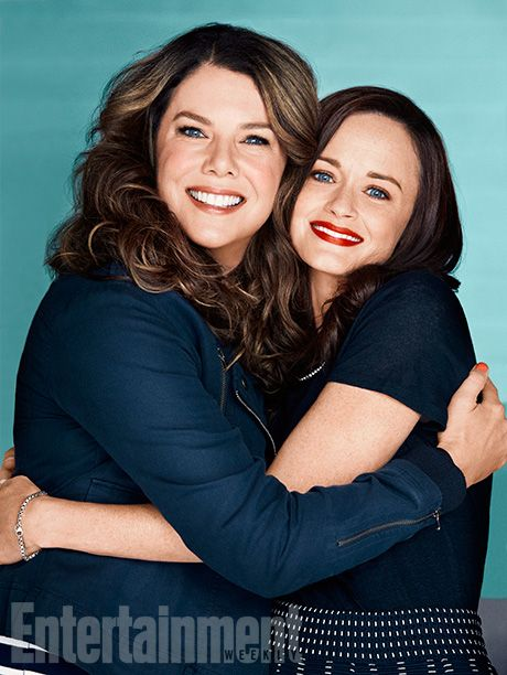 'Gilmore Girls': Exclusive First Look Inside Stars Hollow | The <em>Girls</em> Are Back in Town | EW.com