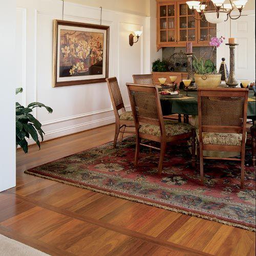 Spotted Gum Tree Hardwood Flooring....Yes please!!