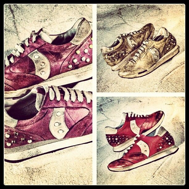 Sneaker in three different colours! #noplaceworld #sneakers   www.noplace.it