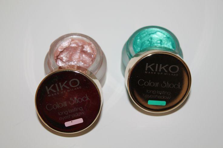 Ombretti in crema Kiko Cosmetics