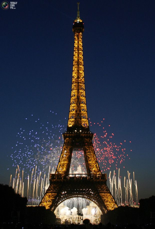"""New Year's Eve Perfect Destination - Paris, France, and any other time as well... """"Paris is always a good idea""""  K. H.  :)"""