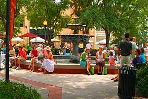 Hyde Park Village, Tampa Florida