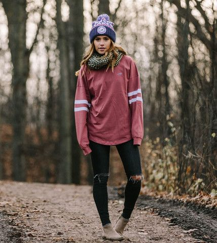 Great Lakes clothing co Cabin Crew- Maroon. love