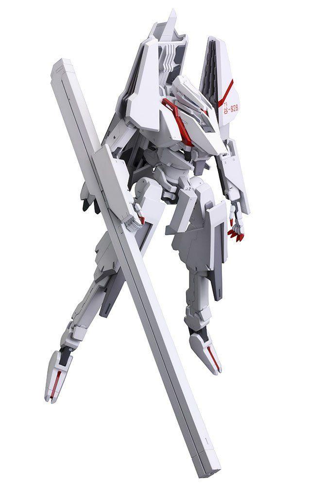 シドニアの騎士 一七式衛人 白月改 継衛 Animation Ver.