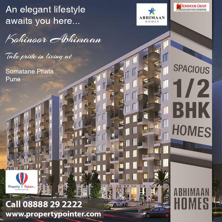 Blog : Immensely Elegant Residential Project at Somatane Phata Pune