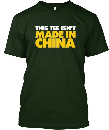 Made In China | Teespring