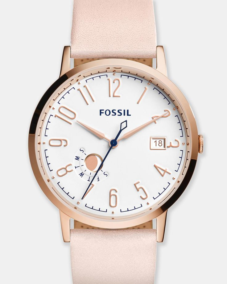 Vintage muse light brown by Fossil Online THE ICONIC