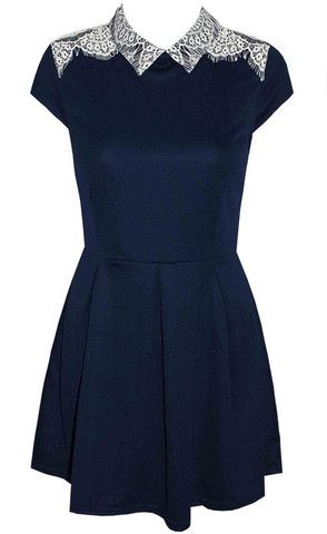 Gossip Girl Navy Lace Dress $59.95 + free express delivery http://www.littlepartydress.com.au/collections/all/products/gossip-girl-navy-lace-dress