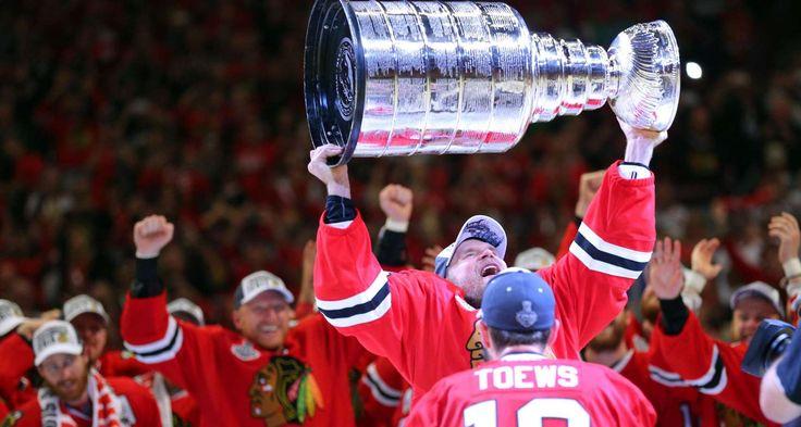 «Чикаго Блэкхоукс» выиграл Кубок Стэнли - USA Today