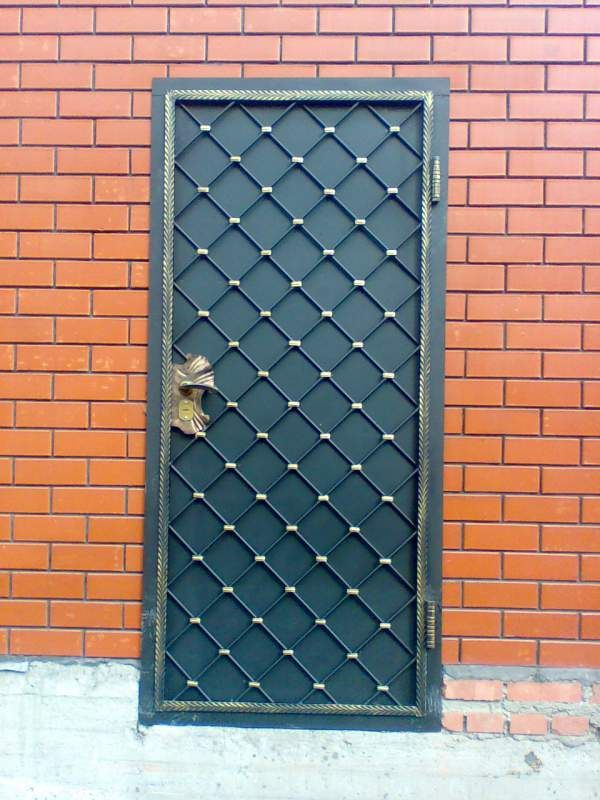 Las 25 mejores ideas sobre puertas met licas en pinterest for Puertas metalicas