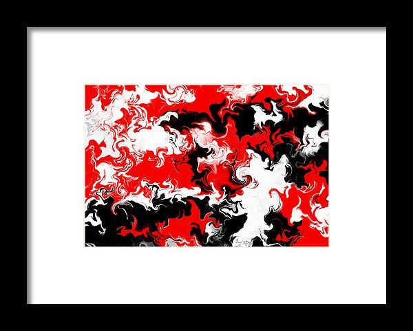 """""""Blend"""", Abstract art by Paucian Marius; Buy framed prints, canvas prints and many other products. #art #abstract #blend #colors #prints #canvas #sell"""