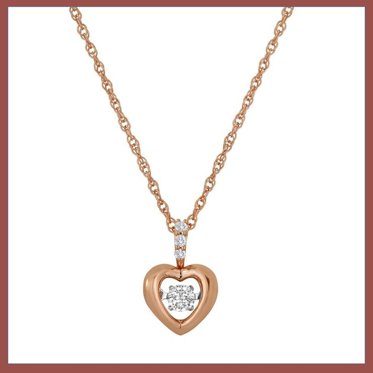 29 best diamond necklaces and pendants images on pinterest what are the two words you would use to describe this heartbeat collection piece mozeypictures Choice Image