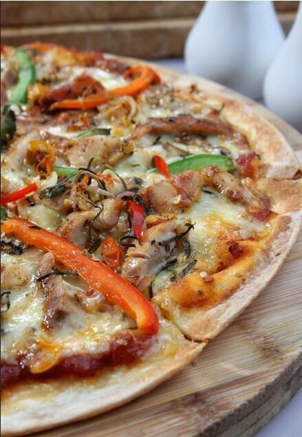 Trocadero Pizza @LeMarlyPantry, Citarum 10 Bdg
