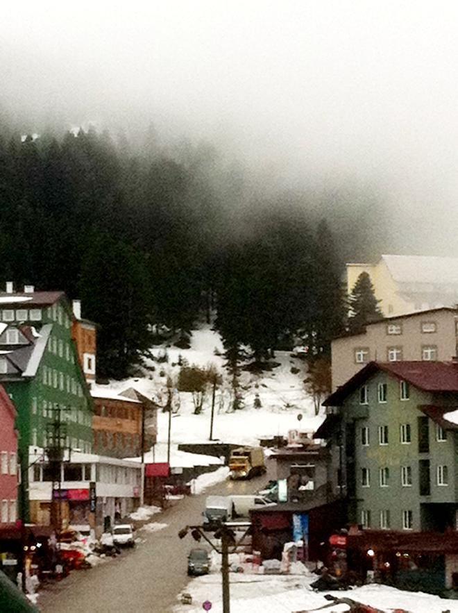 Snowy Uludag