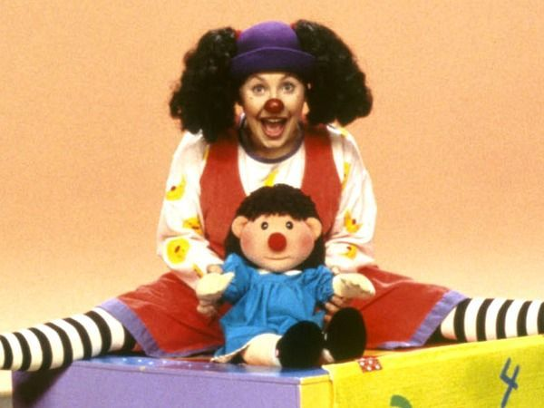 Here's What Loonette The Clown From 'The Big Comfy Couch' Is Up To Now