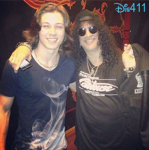 86 best kickin it star leo howard images on Pinterest ... Leo Howard And His Dad