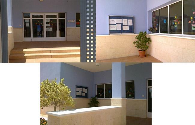 Nuestros amigos de la Escuela Infantil Los Granaos de Beniaján, Murcia, nos envían imágenes del cartel de mitbaby en su centro.  Camino de los Marqués, 14 Beniaján 30570  Tel: 608 77 18 97 info@losgranaos.es