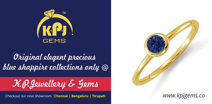The Blue Sapphire is Saturn's precious gem. This most talked about gem gives the quality of influence and status in society. Original Elegant Precious BLUE SHAPPHIRE Collections Only at K.P. Jewellery & Gems For more details log on to http://goo.gl/e39JoL Call :- +91 96001 17755 #BlueShappire   #PreciousGems   #FancyGems   #KPJ