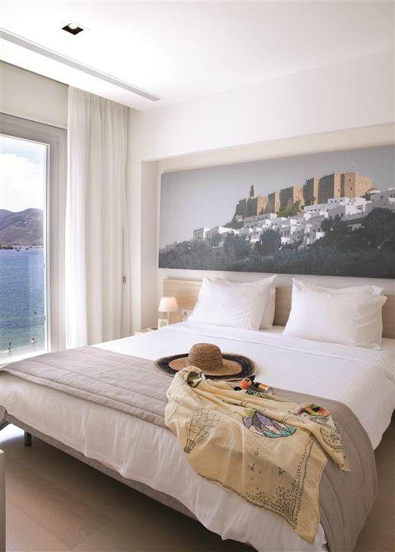 Aegean Suite #PatmosAktis #AegeanView